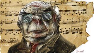 Ariel Ramírez: 100 años del señor del piano del folclore argentino