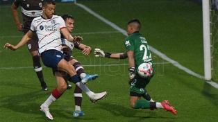 San Lorenzo y Platense empataron en el estadio Ciudad de Vicente López