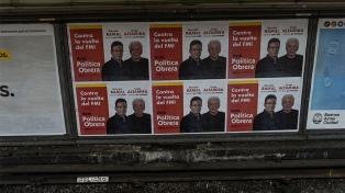Las terceras fuerzas definen sus cierres de campaña de cara a las PASO