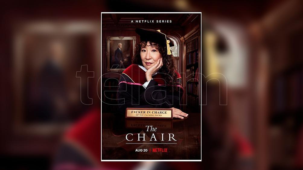 The chair, la miniserie de Netflix.