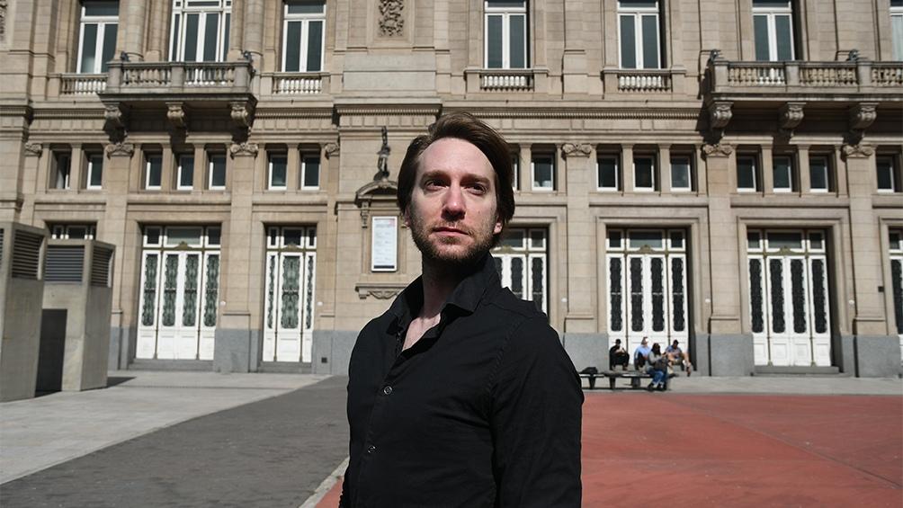 Federico Fernández. Foto: Pablo Añel