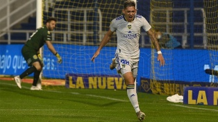 Boca le ganó, de visitante, a Rosario Central