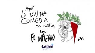 La Divina Comedia, en cuotas: hoy, el Infierno