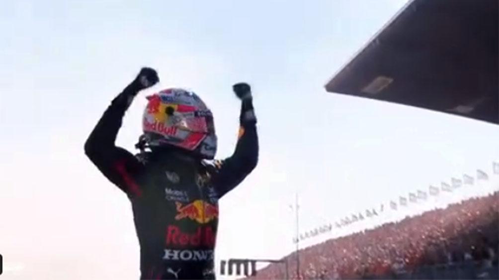 El neerlandés Max Verstappen ganó el Gran Premio de los Países Bajos