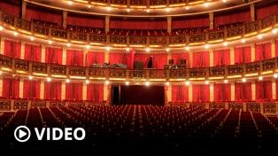 Un siglo de vida para el Cervantes, un ícono de la actividad teatral argentina