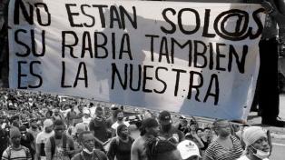 """El EZLN denunció una """"cacería humana"""" contra migrantes que se dirigían a Estados Unidos"""