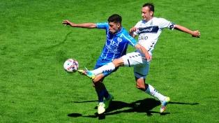 Godoy Cruz Cruz goleó a Gimnasia, en un duelo de estrenos de DT