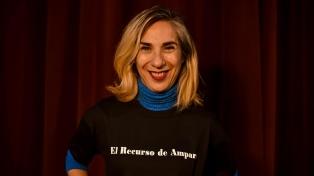 "Laura Oliva se inicia como dramaturga con ""El recurso de Amparo"""