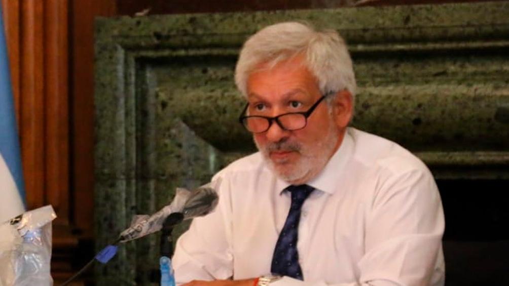 """Según Ferreño, """"existen grandes bolsones de excluidos"""" en la ciudad de Buenos Aires."""