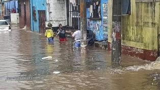 Las lluvias causaron 23 muertes y más de 1,1 millones de damnificados