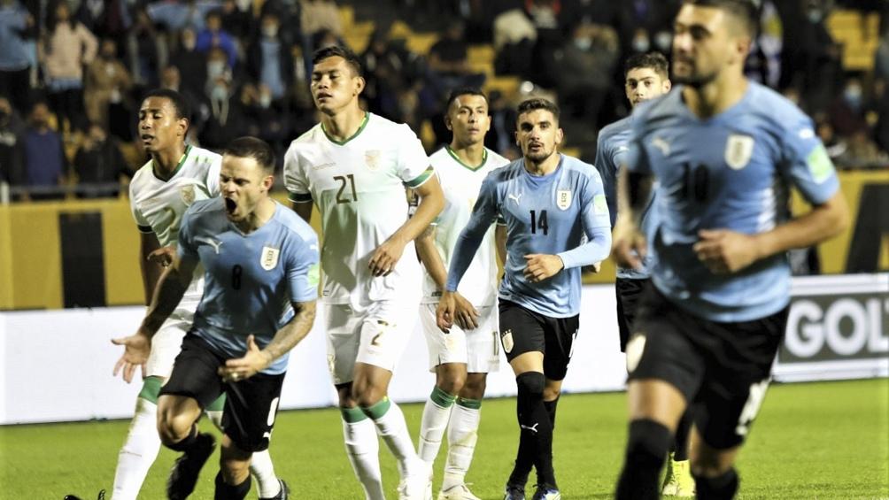 Uruguay logró una buena victoria ante Bolivia.
