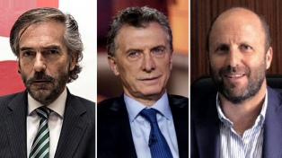 Investigan reuniones de jueces de Casación con Macri en la Casa Rosada y en Olivos