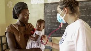 """Cascos Blancos: """"Buscamos garantizar el acceso libre y gratuito a la salud"""""""