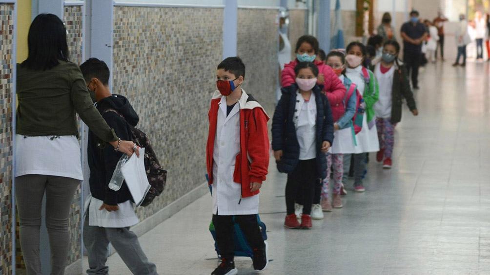 Chubut vuelve a la presencialidad plena en las aulas de todos los niveles educativos
