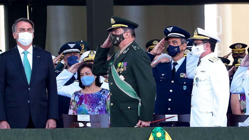 """Bolsonaro convocó a sus seguidores a viajar a Brasilia el 7 de septiembre """"en un acto de intimidación a las instituciones democráticas del país"""", denunció la Internacional Progresista."""