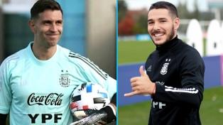 """Romero y Lo Celso se suman a las bajas de """"Dibu"""" Martínez y Buendía ante Bolivia"""