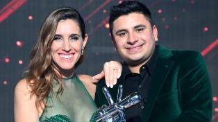 """Francisco Benítez, ganador de """"La Voz"""", celebró que """"la vida puede cambiar en un segundo"""""""