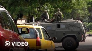 El mayor partido opositor guineano respaldó el golpe militar