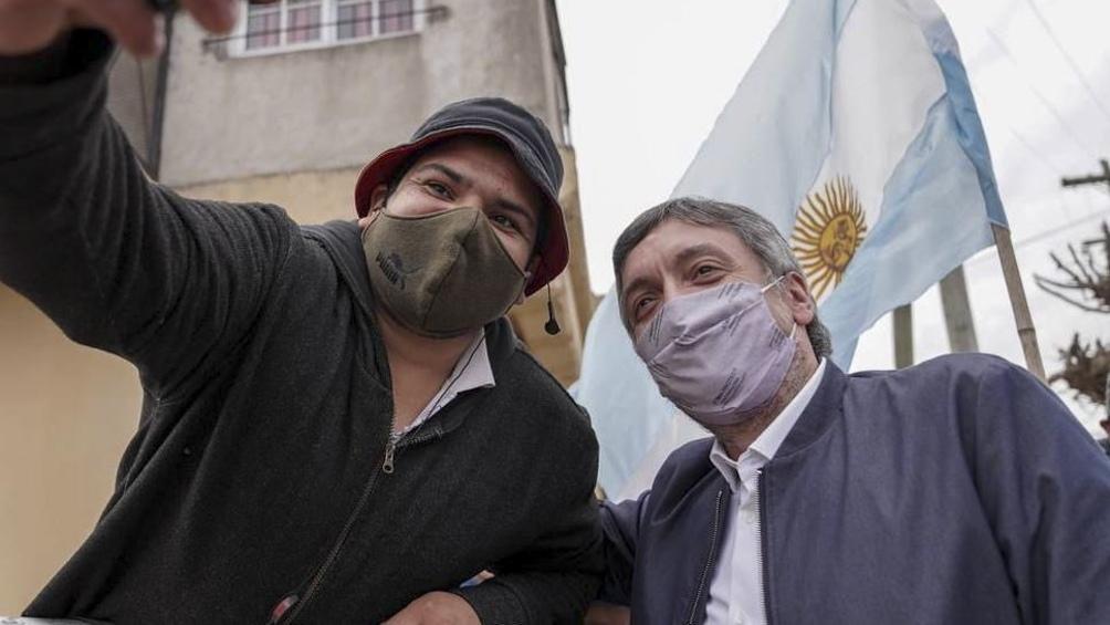 """Máximo Kirchner: Santilli es un """"caballo de Troya"""" (Foto: Prensa FdT)."""