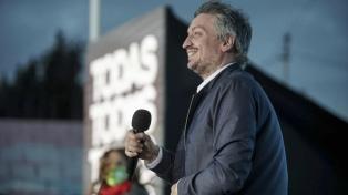 """Máximo Kirchner: """"Pensaron que solo era actuar para diferentes spots y nada de gobernar"""""""