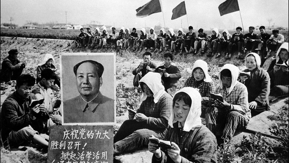 Mao Tse Tung fue el líder indiscutido del PCCH (Foto AFP).