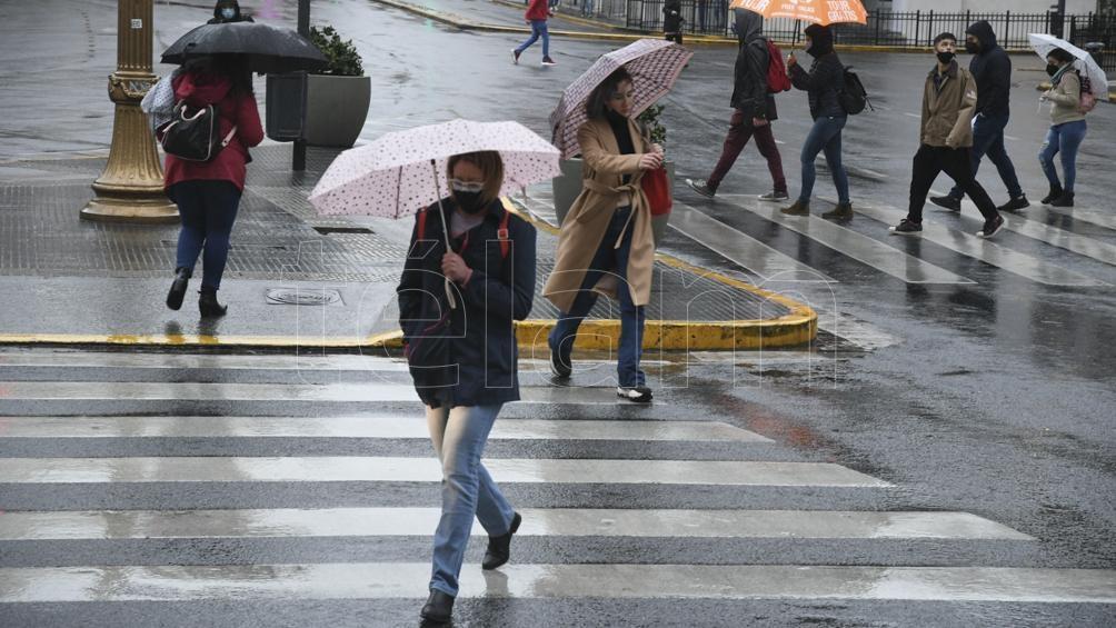 Se espera una máxima de 21 grados. Foto: Pablo Añeli.