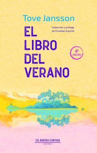 """""""El libro del verano"""" editado por Compañía Naviera Ilimitada."""