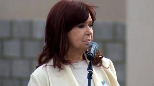 """Cristina Kirchner: """"La estabilidad debe ser también para consumidores"""""""