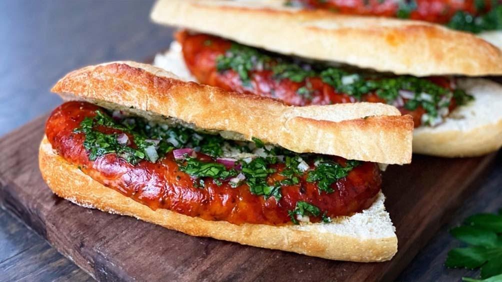 El Choripán se ubicó entre los sándwiches favoritos.