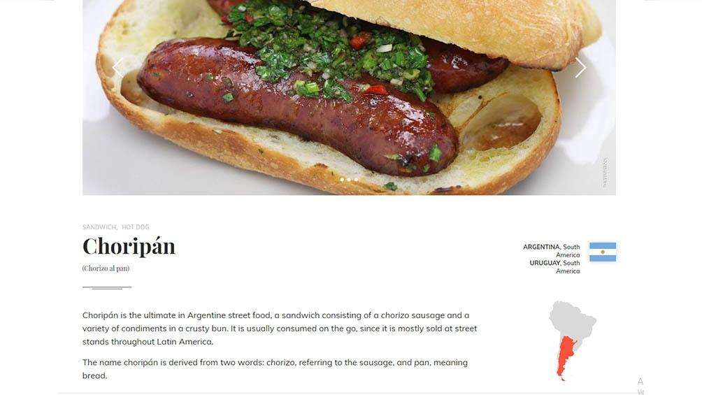 Taste Atlas elaboró una lista de los mejores 100 sándwiches.