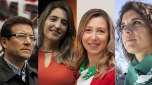 Cuatro listas compiten por la representación de la izquierda en las PASO