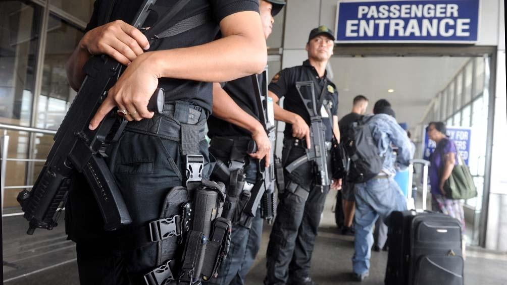 Las compañías de Estados Unidos ordenaron subir a un policía encubierto entre el pasaje, una costumbre que continúa vigente. Foto: AFP