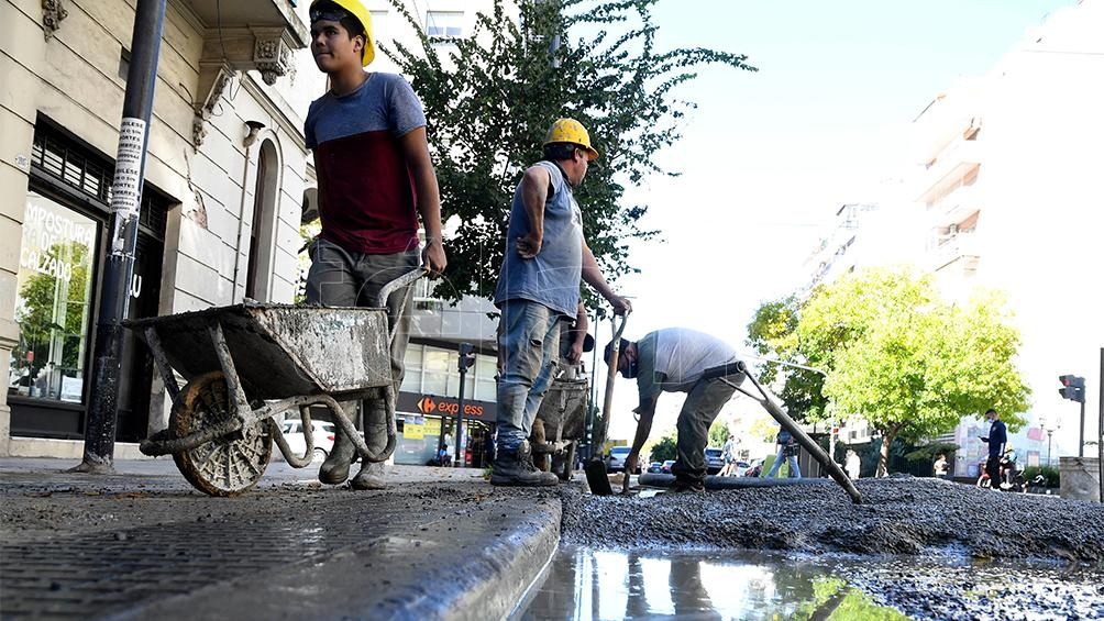 """El proyecto busca la conversión de planes sociales en """"trabajo genuino y alivio económico"""" para pymes que generen empleo. Foto: Raúl Ferrari."""