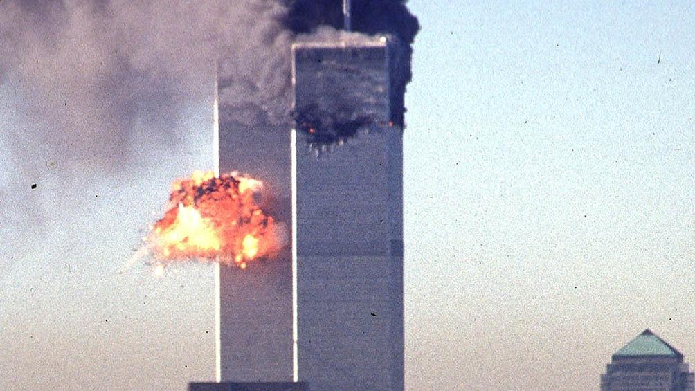 El ataque a las torres gemelas dejó un total de 2.977 víctimas. Foto: AFP