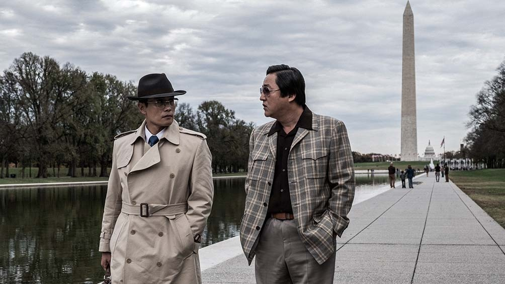 """Woo Min Hoo es el director de """"El hombre del Presidente"""", filme que busca el éxito internacional de """"Parasite""""."""