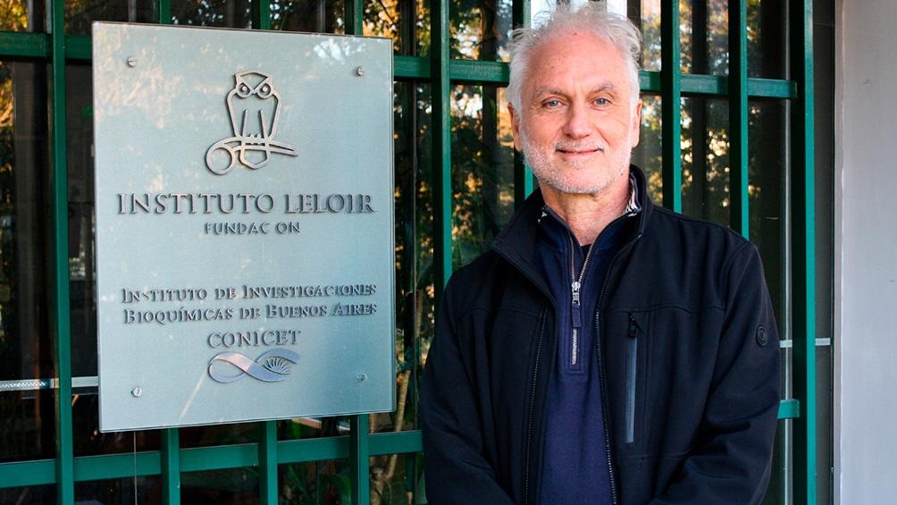 Osvaldo Podhajcer es el coordinador del desarrollo de la vacuna CoroVaxG.3 e investigador superior del CONICET.