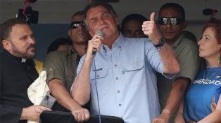 """Bolsonaro dice que hay """"cero chances"""" de un golpe y promete no obstaculizar las elecciones"""
