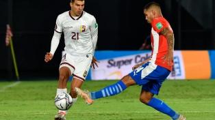 Paraguay consiguió su primera victoria en Asunción ante Venezuela