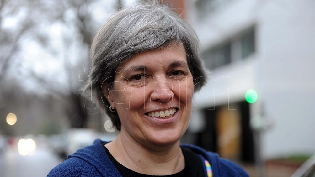 Ana María Stelman. Foto: Eva Cabrera.
