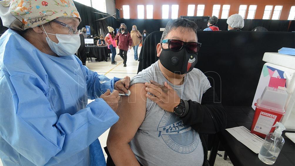 Vacinacão contra a Covid-19