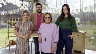 """Telefe le pone pastelería a sus noches con el estreno de la tercera edición de """"Bake Off"""""""