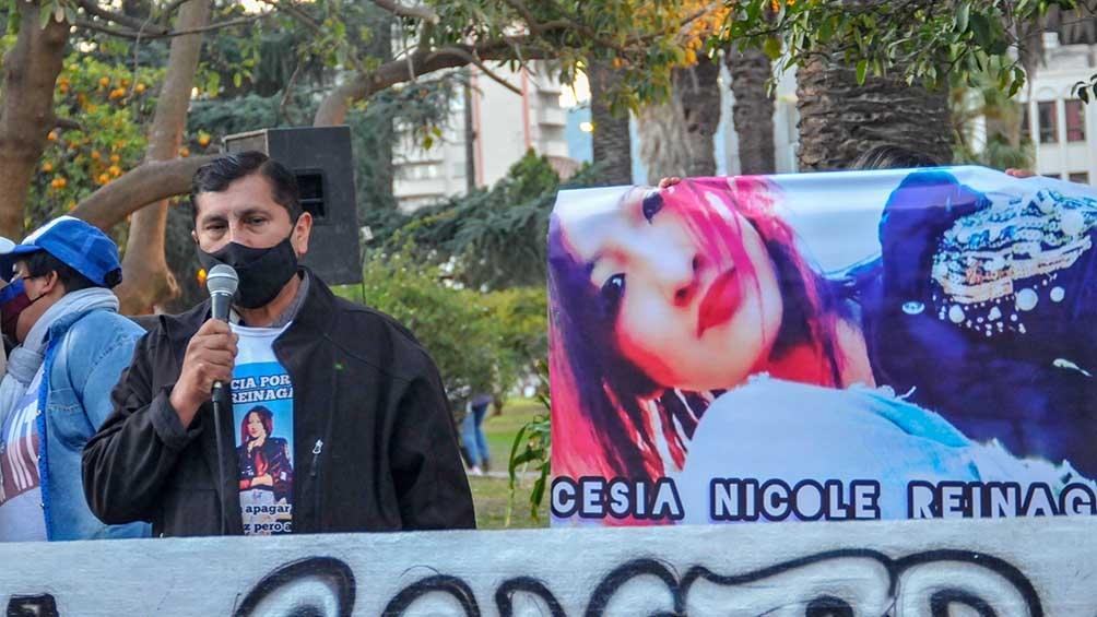 Liberaron al femicida de Cesia Reinaga: para su padre, el fallo es