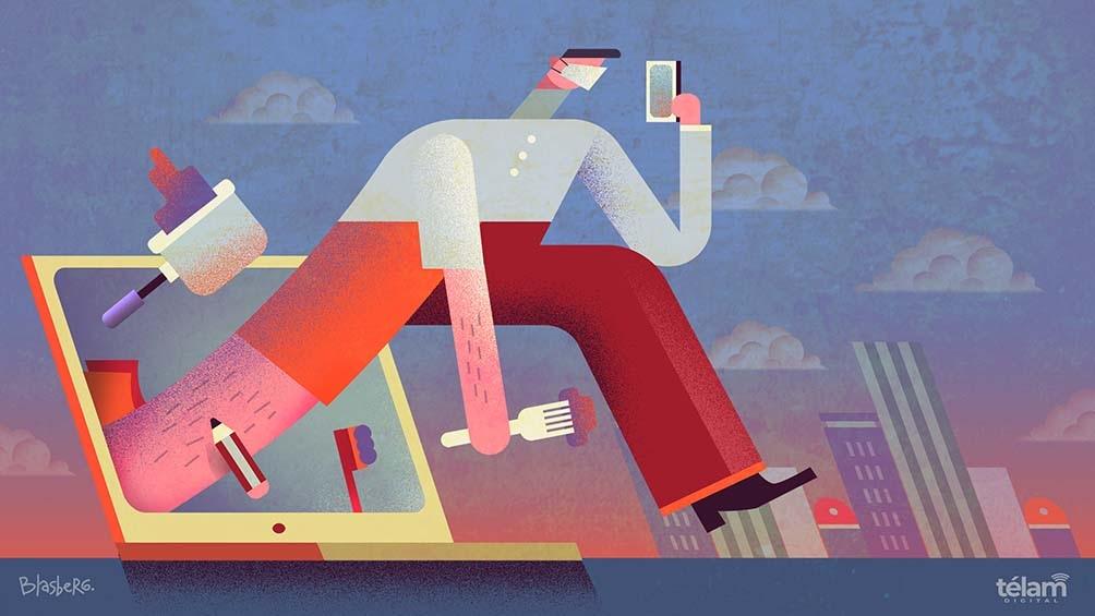 Vuelta al trabajo presencial: entre el alivio del reencuentro y la dificultad de dejar las ojotas