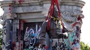 La estatua del General Lee: uno de los últimos símbolos de la Confederación esclavista