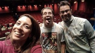Jóvenes con discapacidad se acercan al teatro, la fotografía y la magia
