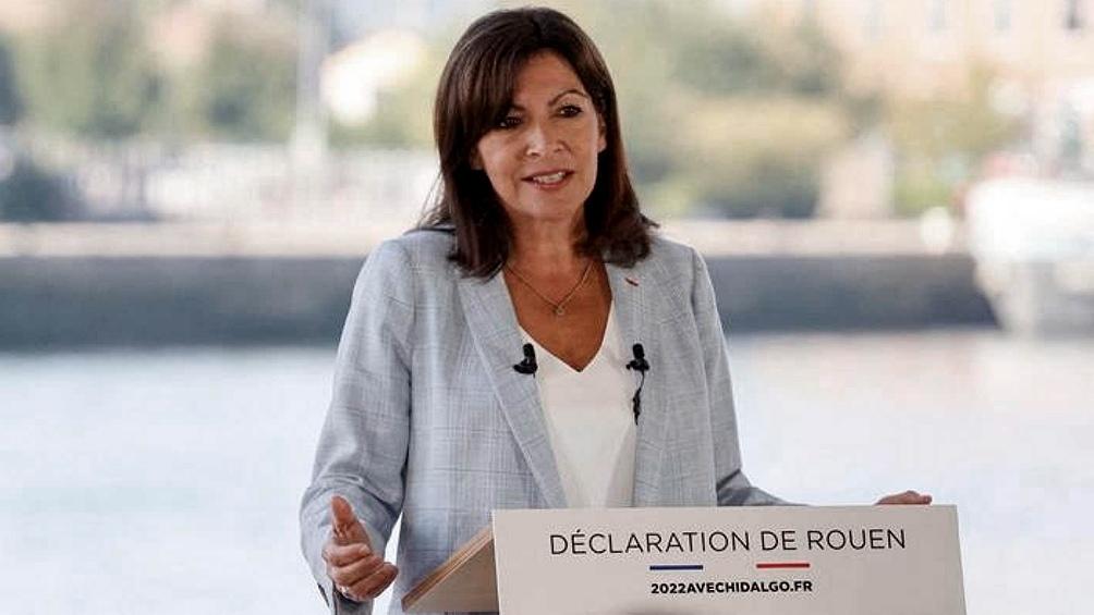 El PS eligió a la alcaldesa de París como candidata a la presidencia