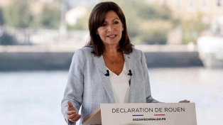Anne Hidalgo, de alcaldesa de París a candidata socialista a la presidencia