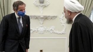 Irán accedió a que el OIEA reactive las cámaras de vigilancia en instalaciones nucleares