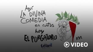 La Divina Comedia, en cuotas: hoy, el purgatorio