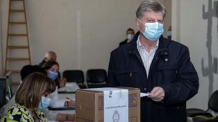"""""""Se juega fortalecer el sistema democrático"""", afirmó el gobernador de La Pampa"""